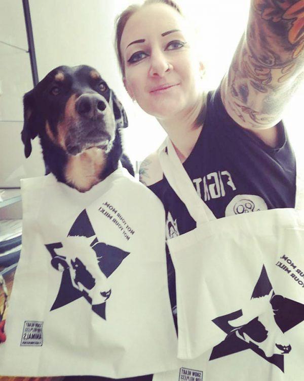 TascheNathalie&Hund